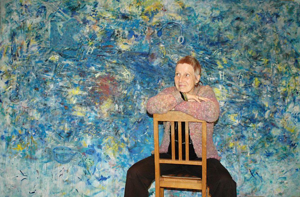 Atelierfoto, Foto: Norbert Brein-Kozakewycz, 2005