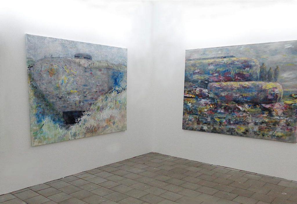 Ausstellung Fürth-Burgfarrnbach 2015