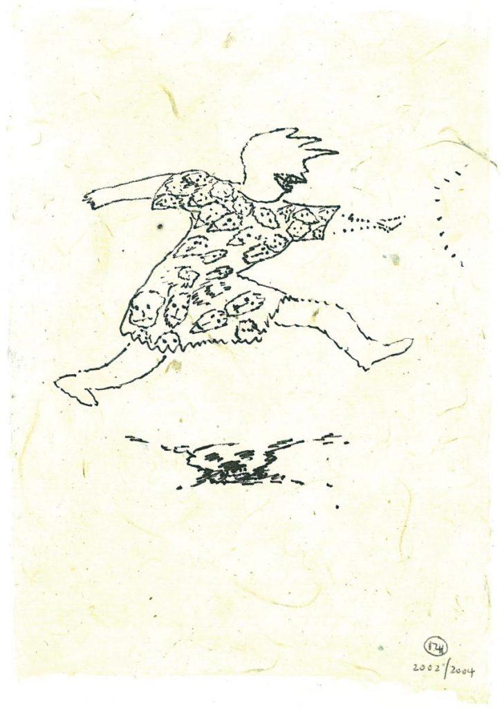 """""""wo bist du Persephone?"""", 2002"""